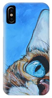 Colorful Cat Phone Cases