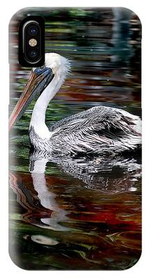 Pelican Bay IPhone Case by Donna Proctor