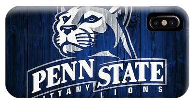 Penn State University iPhone Cases