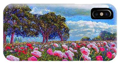 Blooming Tree Phone Cases