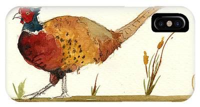 Pheasant Phone Cases