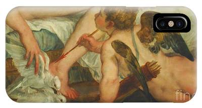 Pigeon Breeding By Cupid IPhone Case