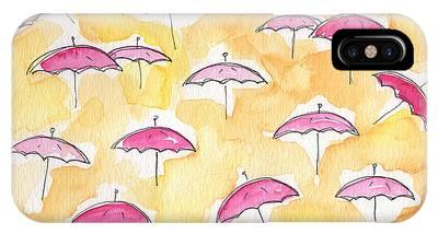 Rain Phone Cases