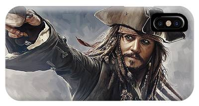Pirates Of The Caribbean Phone Cases