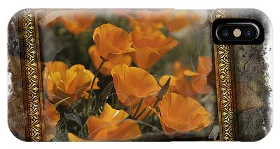 IPhone Case featuring the photograph Poppies by Richard J Thompson