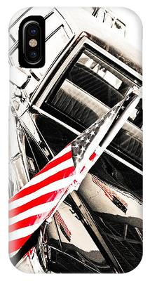 Presidents Limo - Mike Hope IPhone Case