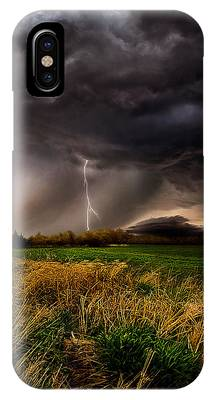 Storm Clouds Phone Cases
