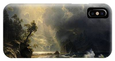 Puget Sound On The Pacific Coast IPhone Case