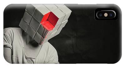 Cubes Phone Cases