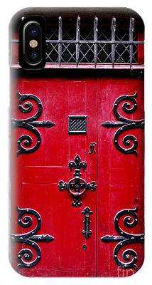 Red Door Phone Cases