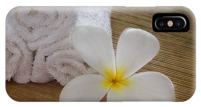 Relax At The Spa IPhone Case
