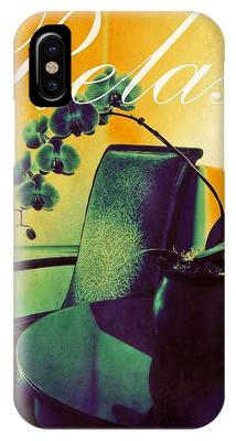 IPhone Case featuring the photograph Relax by Patricia Strand