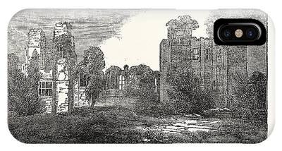 Kenilworth Castle Phone Cases
