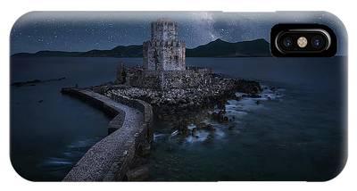Castle Ruins Phone Cases