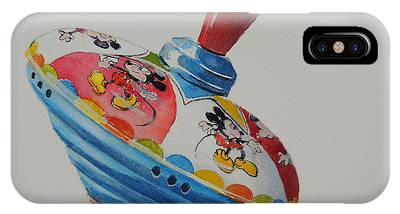 Remember When?...sold  IPhone Case