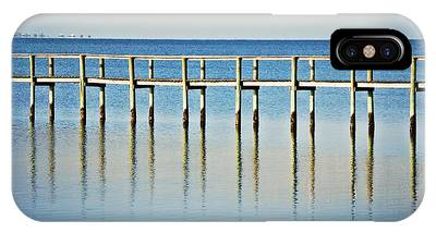 Rippled Reflections IPhone Case