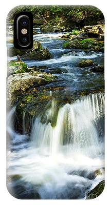 River Flow iPhone Cases
