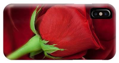 Rose IPhone X Cases