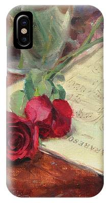 Red Rose Phone Cases