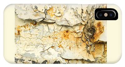 Rust And Peeling Paint IPhone Case