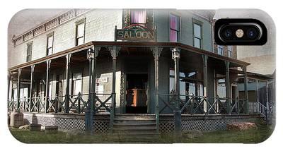 Saloon IPhone Case