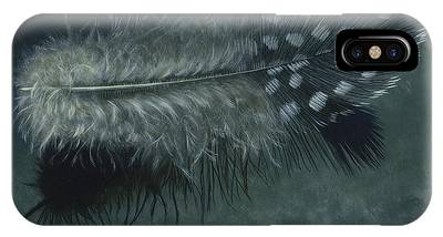 Sal's Feather IPhone Case