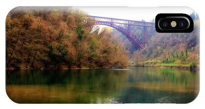 San Michele Bridge N.1 IPhone Case