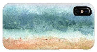 Beach Cottage Phone Cases