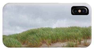 Sand Dunes And Grass IPhone Case