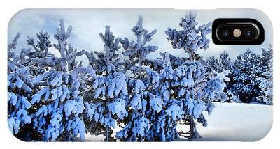 Scenic Winter  IPhone Case
