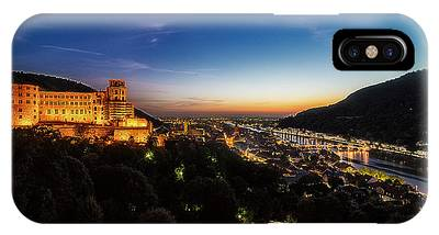 Schloss Heidelberg IPhone Case