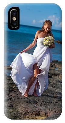 Family Beach Wedding Phone Cases