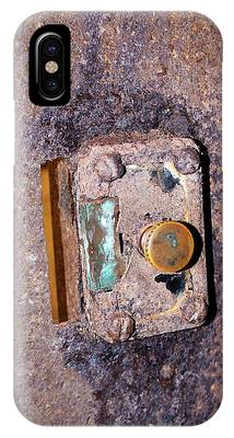 Seattle Underground City IPhone Case