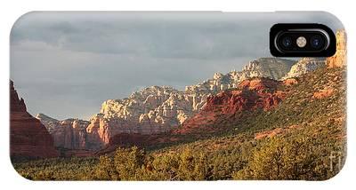 Sedona Sunshine Panorama IPhone Case