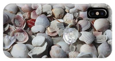 Shells On Treasure Island IPhone Case