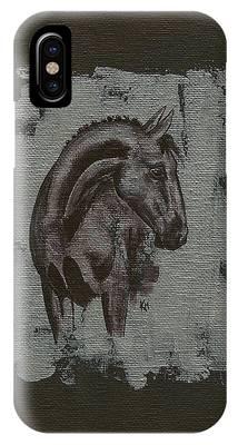 Show Horse IPhone Case