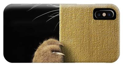 Claws iPhone Cases