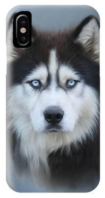 Siberian Husky Phone Cases