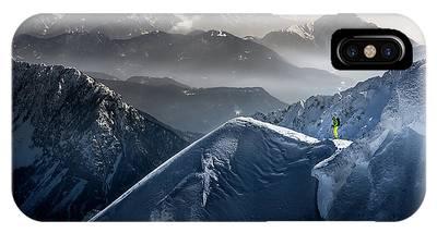 Adrenaline iPhone Cases