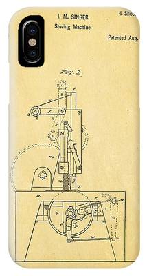 Sewing Machines Phone Cases