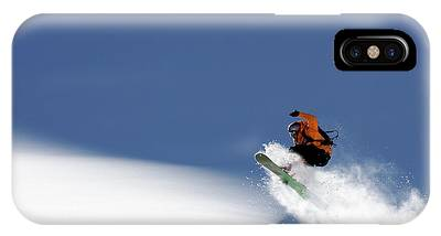 Snowboard Phone Cases