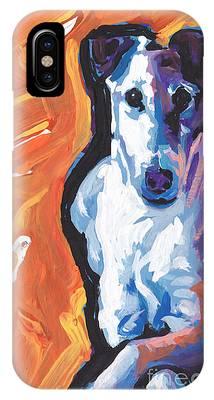 Fox Terrier Phone Cases