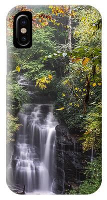 Soco Falls IPhone Case by Francis Trudeau