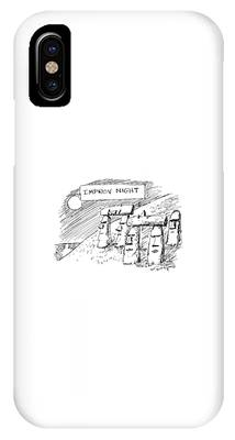 Easter Island Phone Cases
