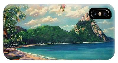 St. Lucia Phone Cases