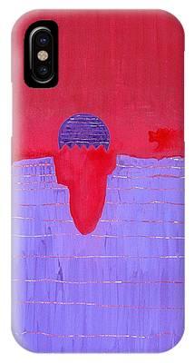 South Rim Sun Original Painting IPhone Case