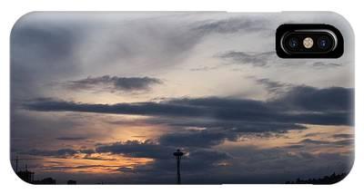Space Needle Sunrise IPhone Case