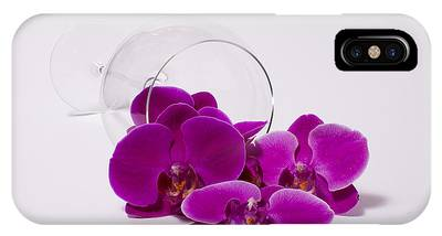 Phalenopsis Phone Cases