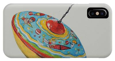 Spinning Girls...sold  IPhone Case