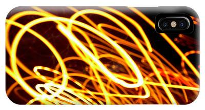 Spiral Light Among Dwellers About The City 2 IPhone Case